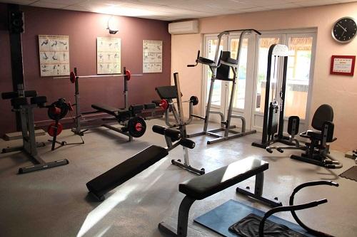Salle de sport Residom